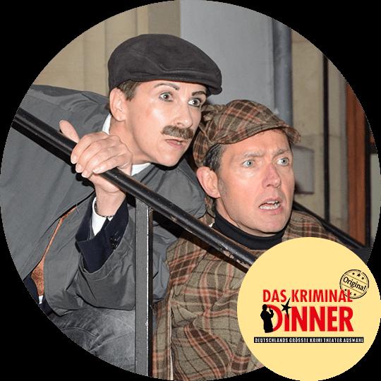 Krimidinner Sherlock Holmes und die vergiftete Maultäschlesupp